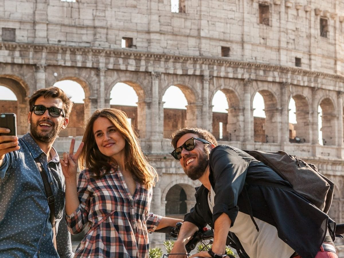 Skip the Line: Colosseum, Palatine Hill and Roman Forum Official Guided Tour