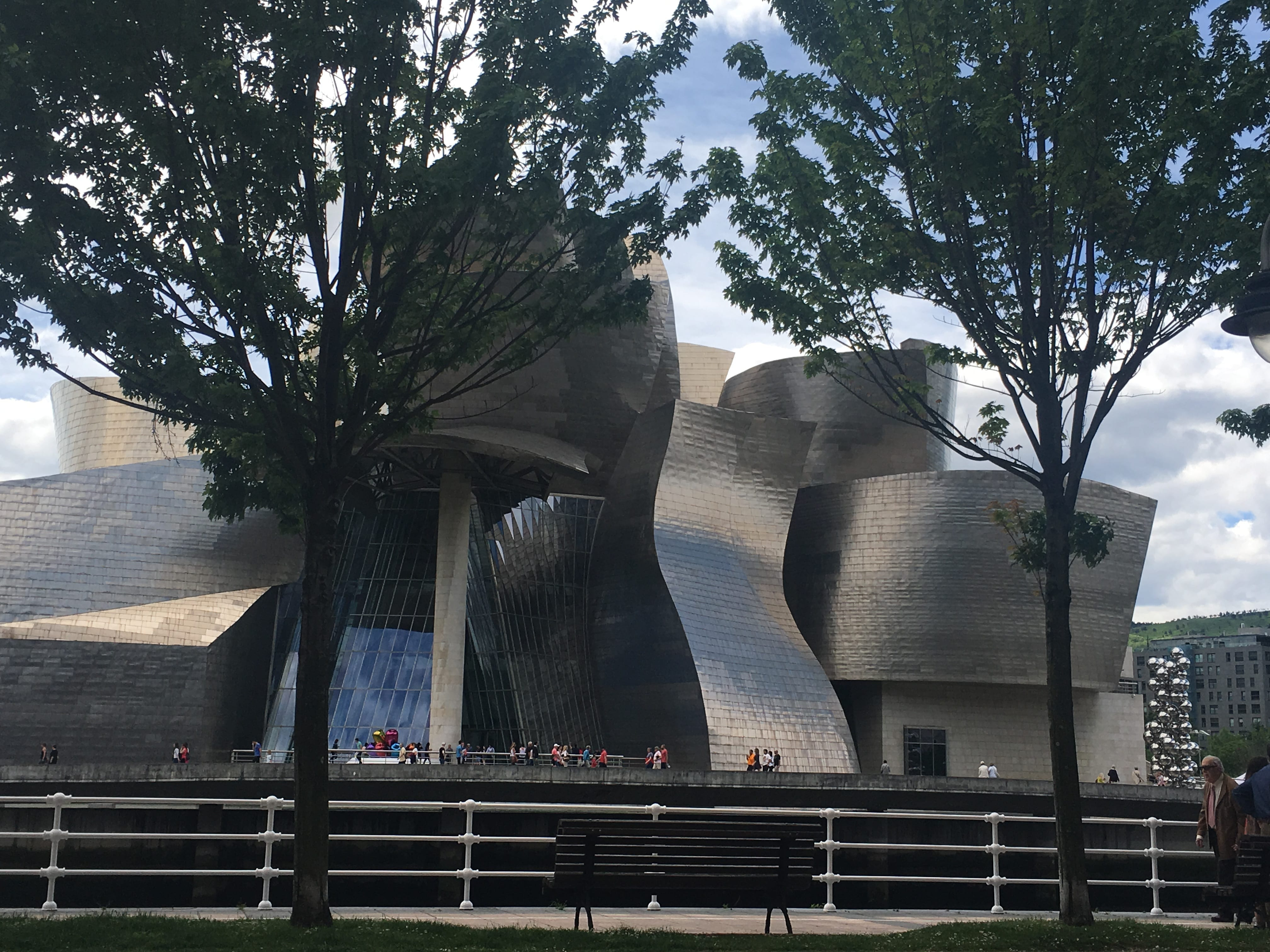 bilbao, see in bilbao, places to visit in bilbao, church of san nicolas, banks of the estuary