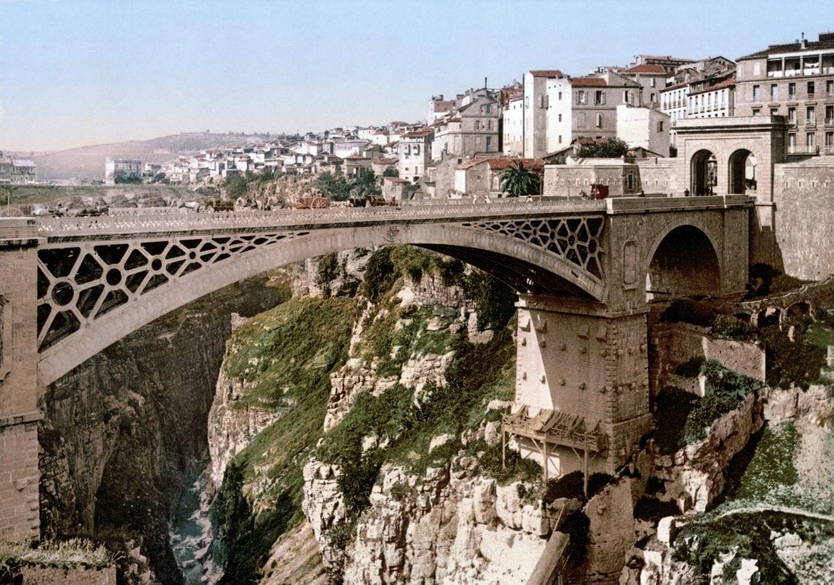The El Kantara Bridge