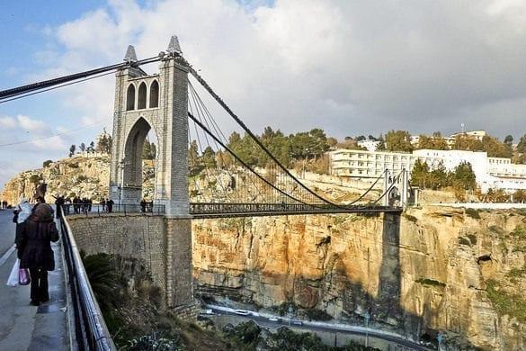 Sidi M' Cid Bridge
