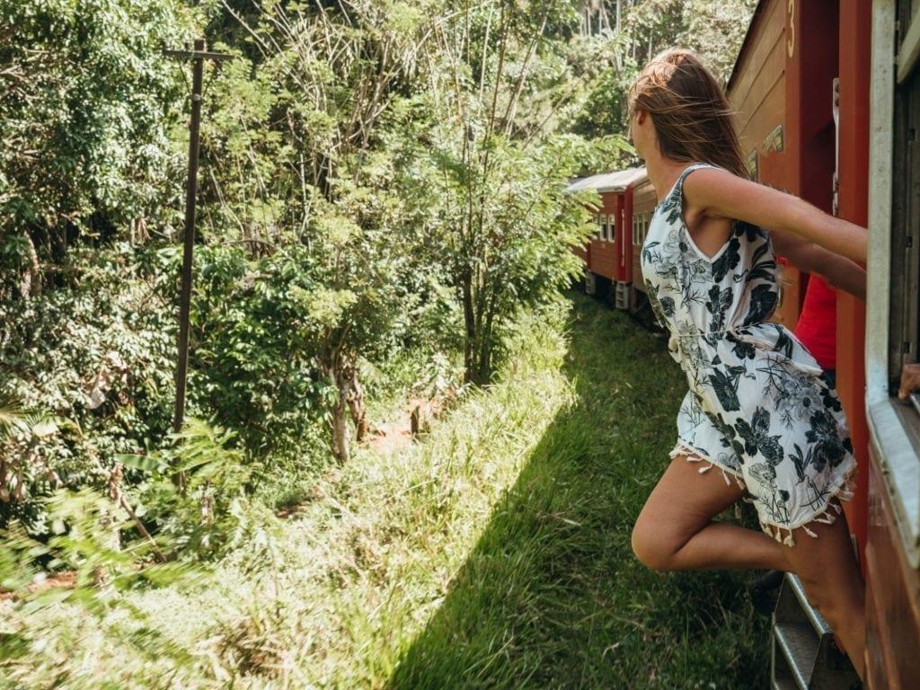 Day 06  Kandy  - Ella ( by train)