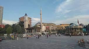 Tirana center